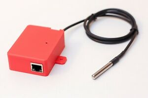 IP Temperature Controller / IP Relay / IP Thermometer - 3 IN ONE