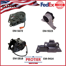 Front Motor Mount for 2003-2007 Nissan Murano 3.5L-V6 FWD w// Sensor  EM-5672