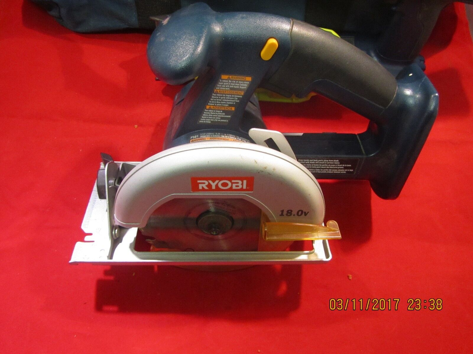 Ryobi (One+) Tool Tool Tool lot, Saw, Drill Driver, Charger, and