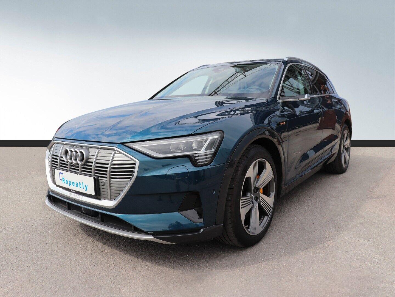 Audi e-tron - Advanced quattro