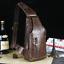 Mens-Genuine-Leather-Chest-Back-Pack-Shoulder-Messenger-Sling-Bag-Crossbody thumbnail 12