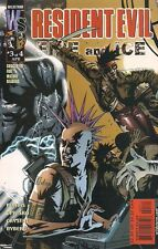 RESIDENT EVIL: FIRE AND ICE #3 OF 4 WILDSTORM