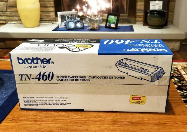 Brother TN460 Toner Cartridge New-In-Box!