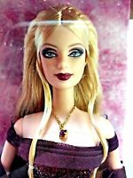 Mattel 2002 Barbie Birthstone Series January Garnet Ce 11 Doll Figure