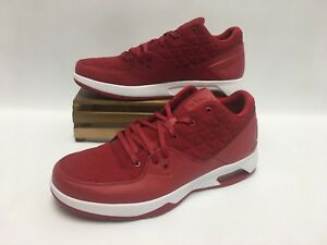 Nike Air Jordan Clutch Basketball Shoes Red White 845043-603 Men's Size 11 NEW