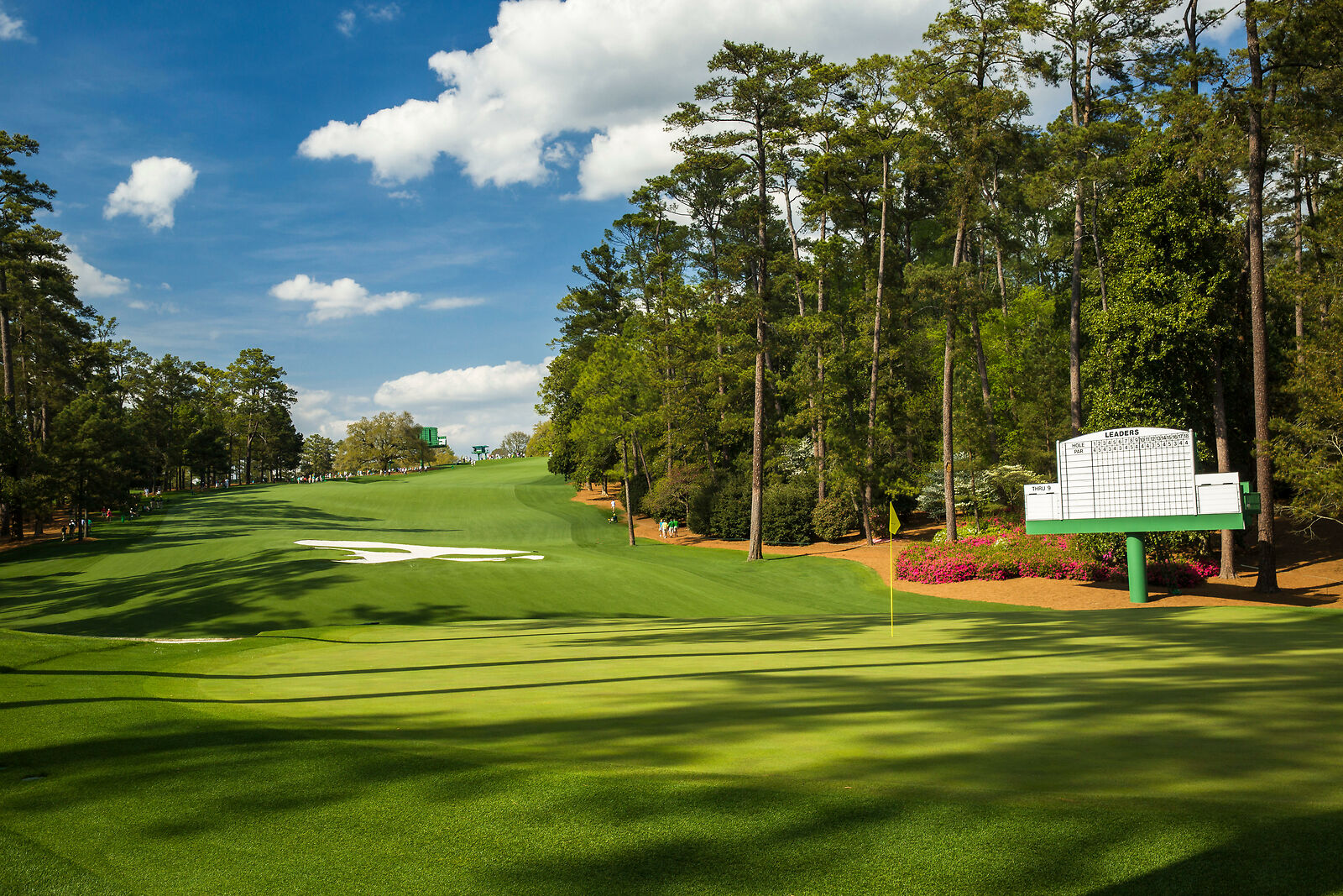2020 Masters Tuesday Practice Round