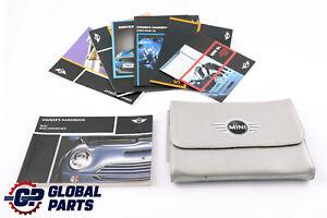 BMW-Mini-R50-R52-R53-Service-Brochure-Owner-039-s-Manuel-Set-Pochette-Etui-Housse