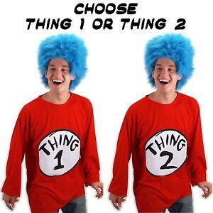 thing 1 disfraz