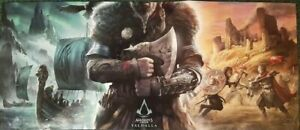 Assassin-s-Creed-Valhalla-Promo-Poster-GameStop-PREORDER-Exclusive-NEW