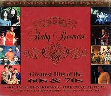 Baby Boomers-Greatest Hits of the 60s & 70s Vol.4 Acker Bild, Dollar, Car.. [CD]