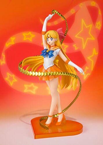 Bandai Sailor Moon Tamashii Nations FiguartsZERO Sailor venus Toy Figure NEW