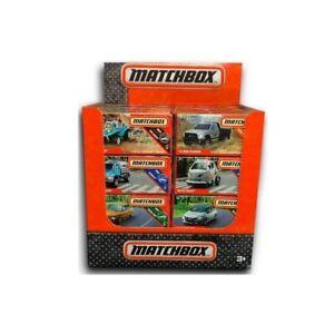 MATCHBOX-Power-afferra-IN-SCATOLA-ASSORTITI-Veicoli