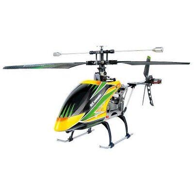 Candido Wltoys Giappone Autentico Wlv912 Rc 2.4ghz 4ch Elicottero Yel Verde Nave Veloce Assicurare Anni Di Servizio Senza Problemi