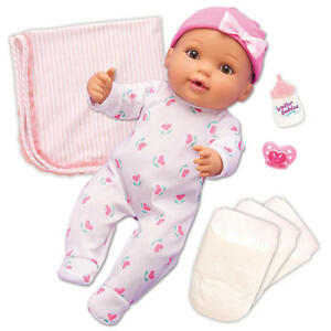 Waterbabies Special Delivery Baby Doll With Playset