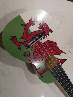 Brunswick Welsh Flag Concert Ukulele