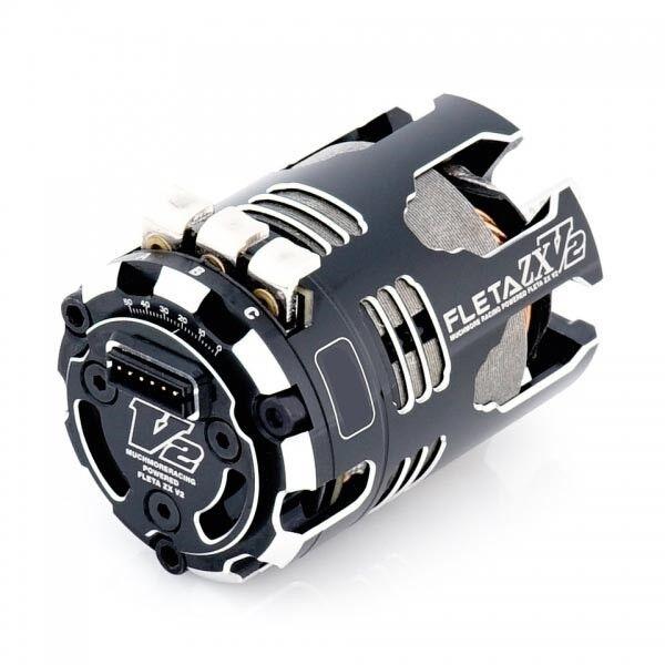 Much-More FLETA ZX V2 ER Spec Brushless Motor (10.5T) - MR-V2ZX105ER