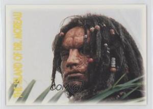 Island Of Dr Moreau Cards Inkworks Promo Set