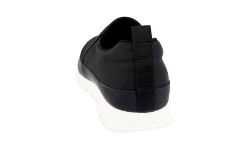Schwarz Prada Sneaker 7 Running 5 41 10HfzF4 Luxus Neu Schuhe 41 4d2991 EqwtfxXg7