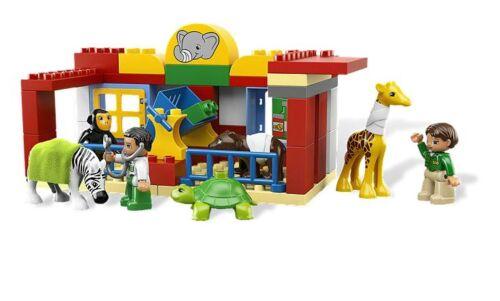 LEGO® DUPLO® 6158 Tierpflegestation NEU OVP/_ Animal Clinic NEW MISB NRFB