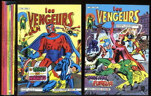 The-Avengers-Complete-Series-7-No-3eme-Series-Aredit-Marvel-Color-Condition
