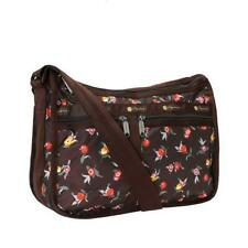 LeSportsac Classic Collection Deluxe Everyday Bag Crossbody in Eden Blossom NWT