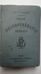 EAU-Traite-d-039-Hydrotherapie-medicale-Etude-analytique-et-scienti