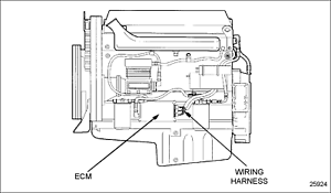 details about peterbilt truck harness ddec iv engine schematic wiring diagram manual pdf Peterbilt Transmission Diagram