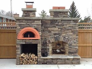 Image Is Loading Wood Fired Pizza Oven Kit 034 Spazio 034