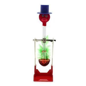 Red-Liquid-Drinking-Lucky-Bird-Duck-Bobbing-Desk-Toy-Novelty-Kids-Birthday-Gift