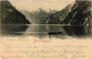 CPA-AK-Konigssee-Berchtesgaden-GERMANY-879001