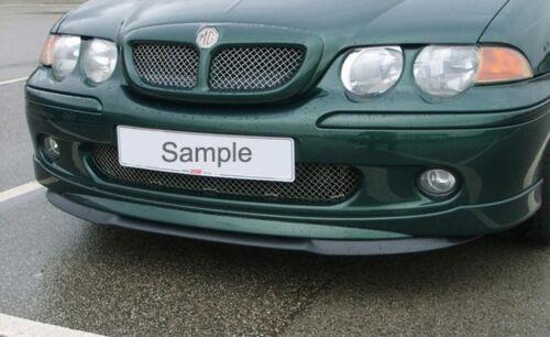 Para mg zr Rover 25 Cup Front alerón labio Front delantal Front labio Front enfoque