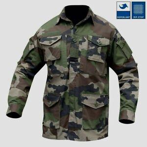 CHEMISE-GUERILLA-Felin-RIPSTOP-CE-OPEX-Armee-Francaise-amp-Legion-Taille-XL