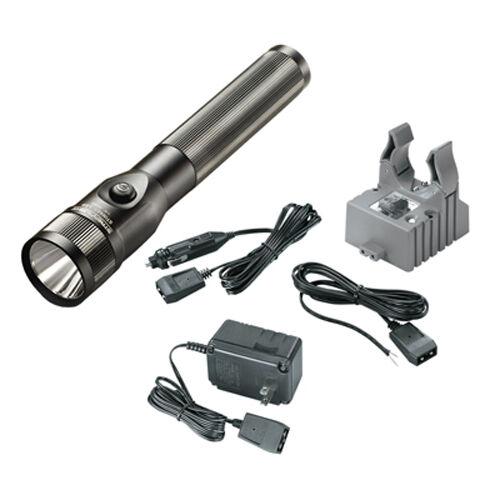 Streamlight 75713 Stinger LED Flashlight AC/DC (2 holder) holder) (2 6a6e3c