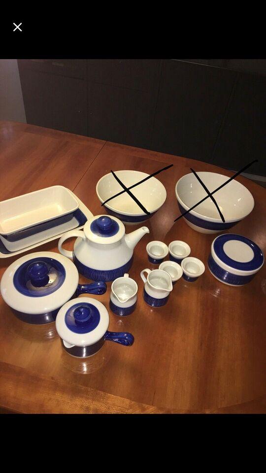 Keramik, Æggebæger, skåle