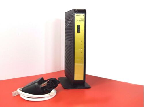 Netgear N900 CG4500BD DOCSIS 3.0 Dual Band Wireless Cable Modem Router Cox WOW.