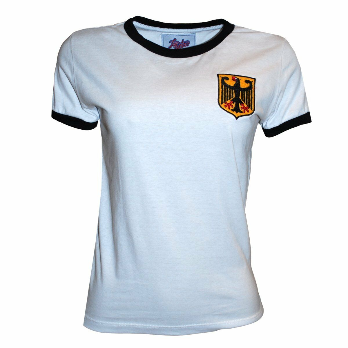Germany 1970 Women Shirt Vintage Soccer Football Jersey