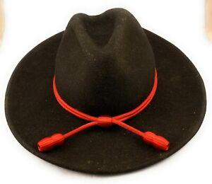 verschiedenes Design Genieße den niedrigsten Preis Brandneu Details about 🌟US Army Artillery, Red (Scarlet) Acorn Stetson Hat Band,  Campaign Cord