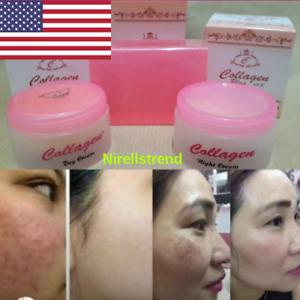 Image Is Loading Cream Collagen Plus Vitamin E Whitening Day Amp