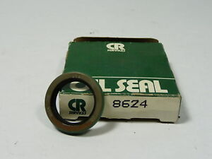 Chicago Rawhide 8624 Oil Seal 7/8 x 1-1/4 x 3/16  NEW