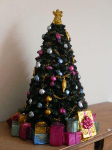 Dollshouse miniature ~ XMAS TREE ~
