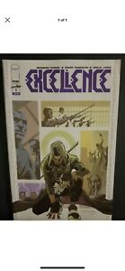 EXCELLENCE-1-Image-Comics-FIRST-PRINT-DUSTY-COMICS-NM