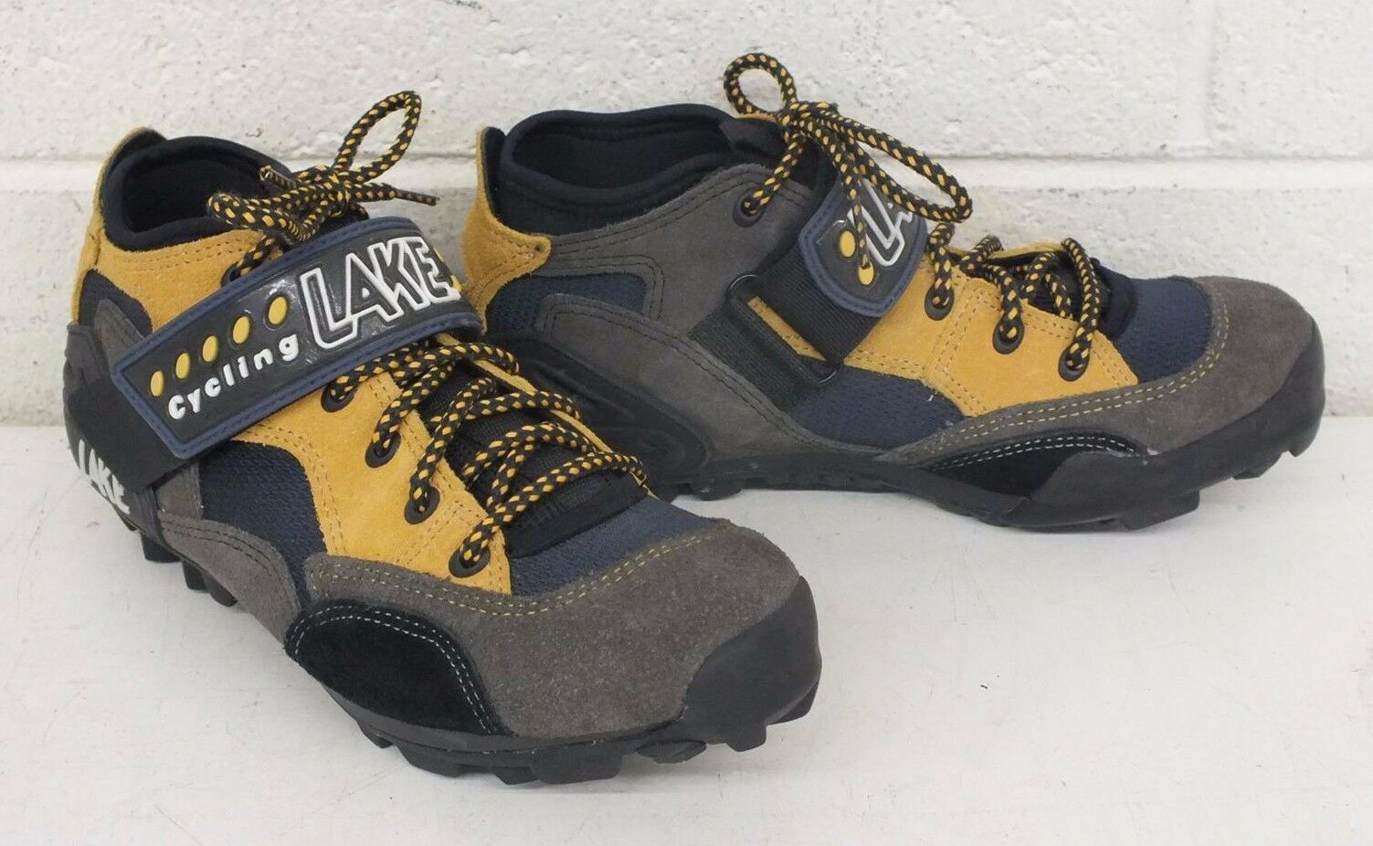 Lake Cycling High-Quality Mountain Bike Cycling shoes US Men's 5 39 EXCELLENT