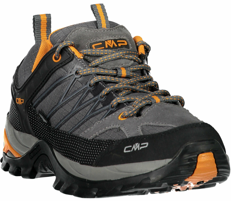 Campagnolo Cmp Herren Rigel Low Trekkingschuhe Wanderschuhe 3q54457-60ak Grau