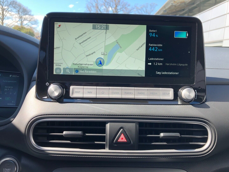 Hyundai Kona  EV Advanced Premium - billede 11