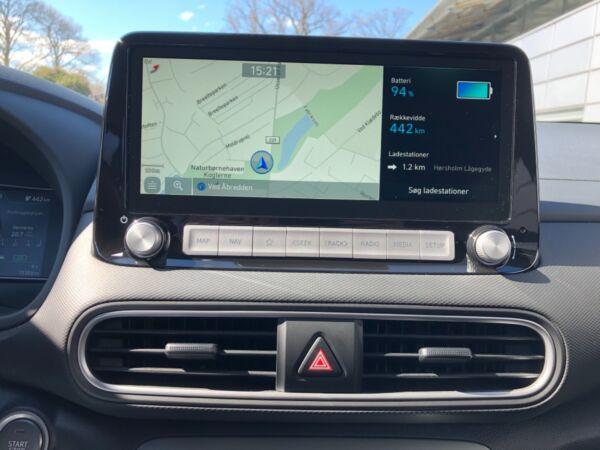 Hyundai Kona  EV Advanced Premium billede 11