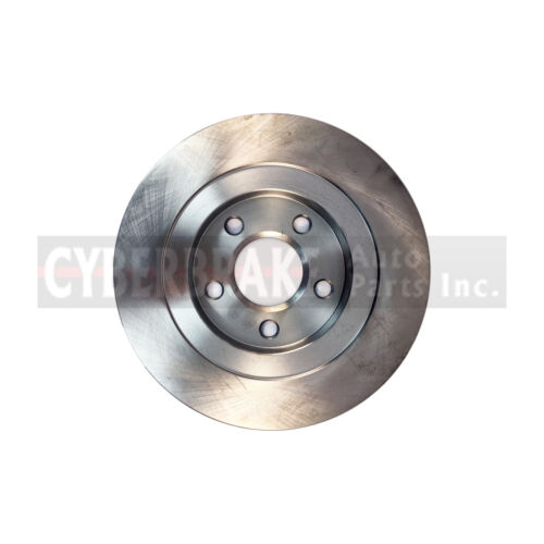 55051 REAR Brake Rotor Pair of 2 Fits 03-05 Buick Park Avenue