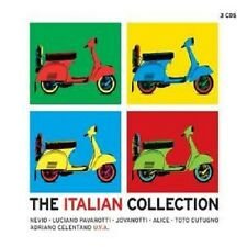 THE ITALIAN COLLECTION 3 CD BOX JOVANOTTI UVM NEUWARE