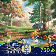 Thomas Kinkade WINNIE THE POOH I 750 Ceaco Puzzle Disney