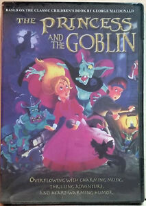 The-Princess-and-the-Goblin-DVD-2006-FACTORY-SEALED-R1-NTSC