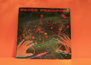 PETER-FRAMPTON-THE-ART-OF-CONTROL-A-amp-M-1982-PROMO-W-LINER-VINYL-LP-RECORD-Z
